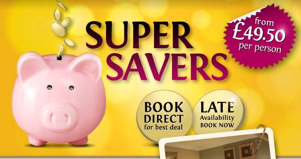 Crieff Hydro Super Savers