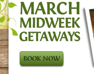 March Midweek Getaways